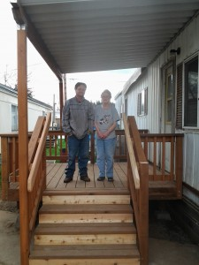Finished deck_Robert and Laura
