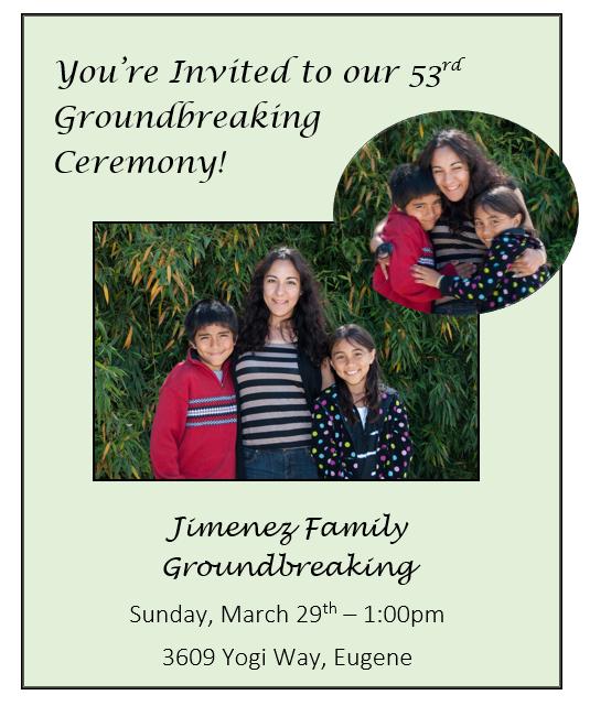 Jimenez Invite