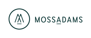 Thank you Moss Adams for your sponsorship at our Benefit Breakfast 2019