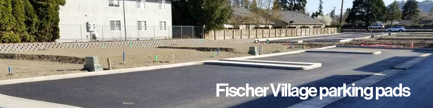 Fischer Village a 12-home Development