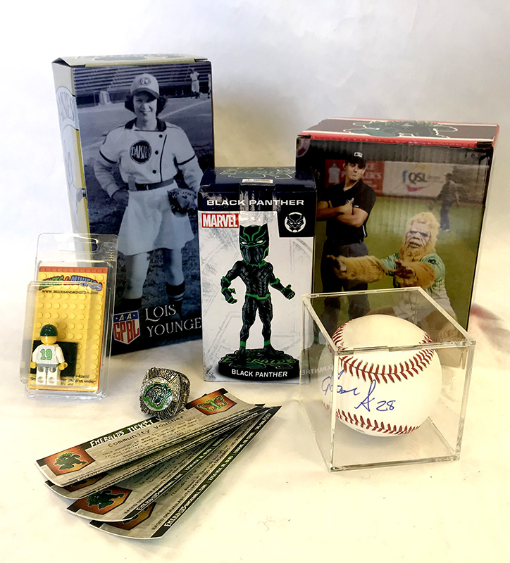 Emeralds Baseball Package
