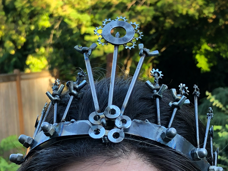 Esther\'s Crown of Fasteners
